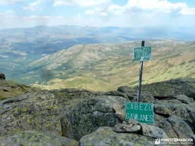 Gredos: Sierras del Cabezo y Centenera;cascadas del hervidero monasterio bonaval senderismo madrid a